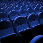 Standaard bioscoop stoelen