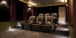 thuis bioscoop